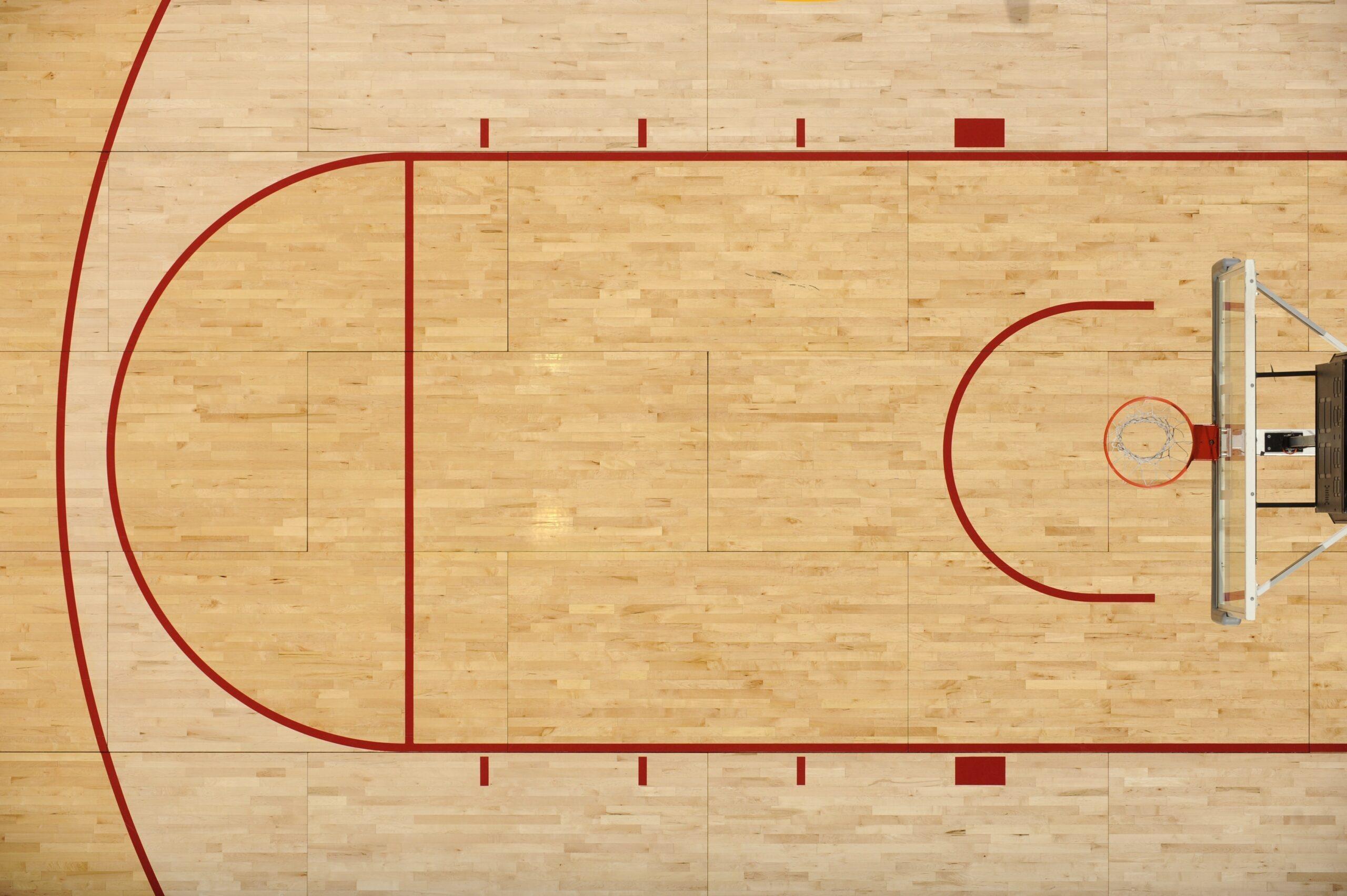 BB Court Installation