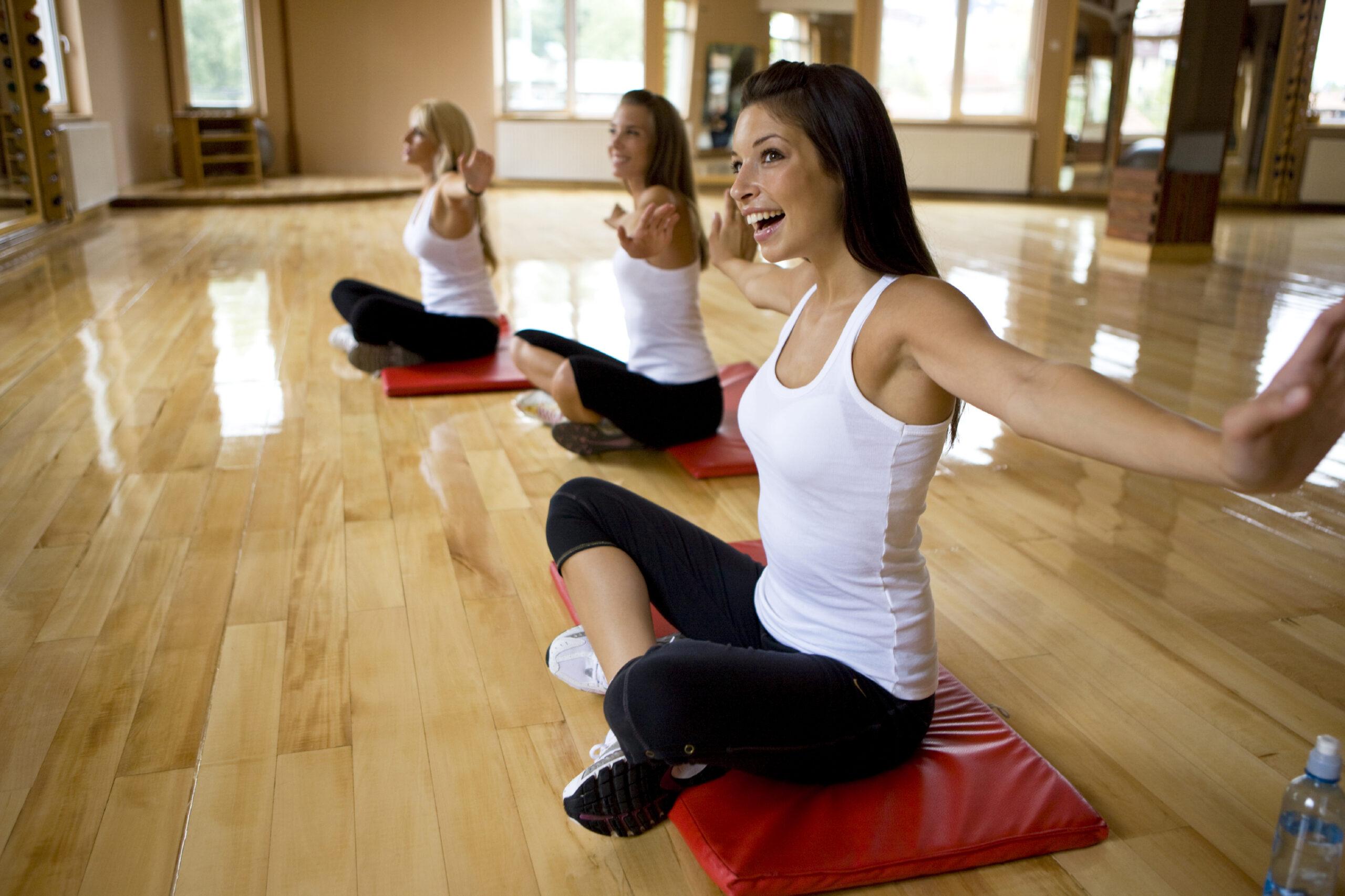 Fitness Dance Floors